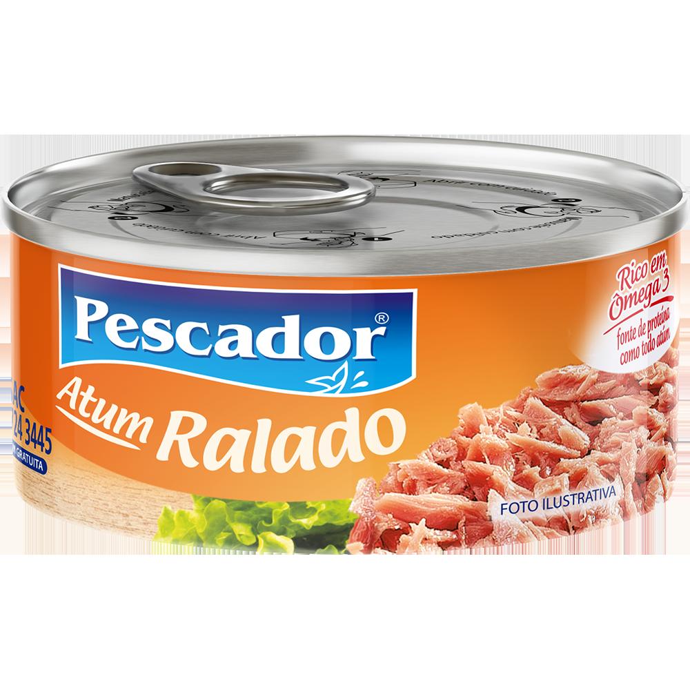 Atum Ralado (170g)